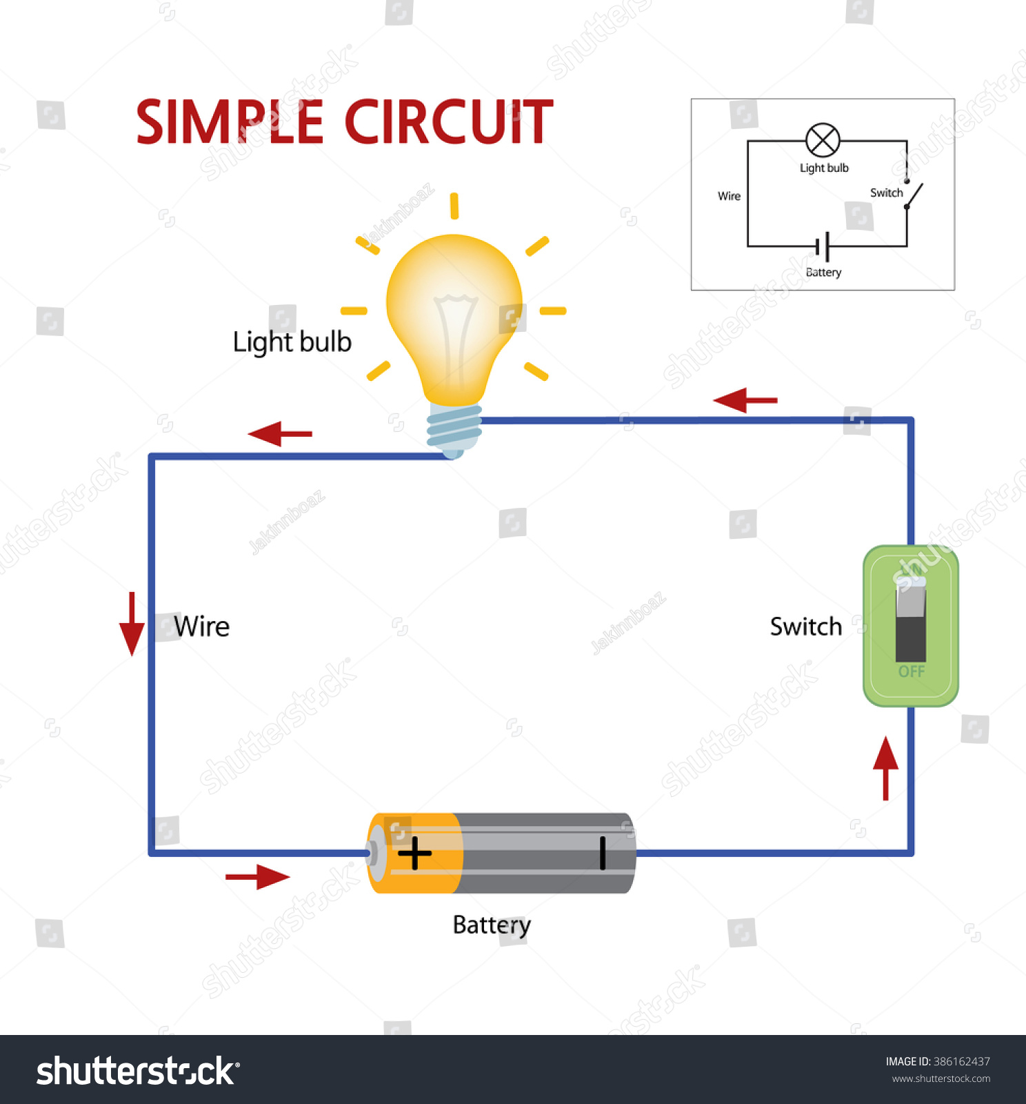Energy And Changes Simple Circuits Experibox Series Parallel